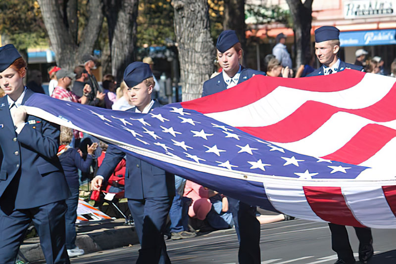 Last Chance to Participant in 2021 Veteran's Day Parade