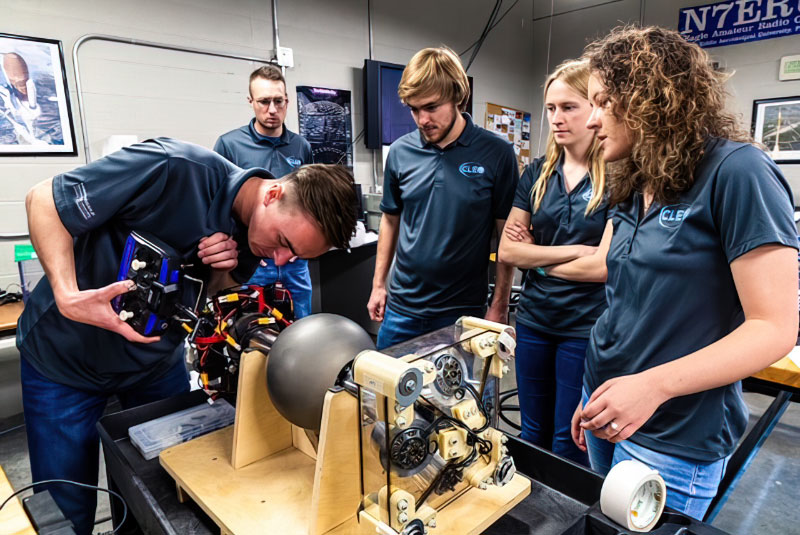 ERAU Prescott Named Top Regional College, Best for Vets