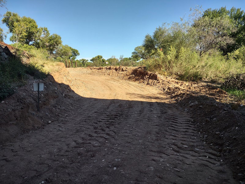 ADOT Starting Project to Protect I-17 Verde River Bridge Footings